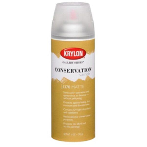 Krylon Gallery Series Varnish - 1371 Gloss 400 ml