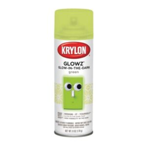 Krylon Glowz In The Dark Spray 400 ml