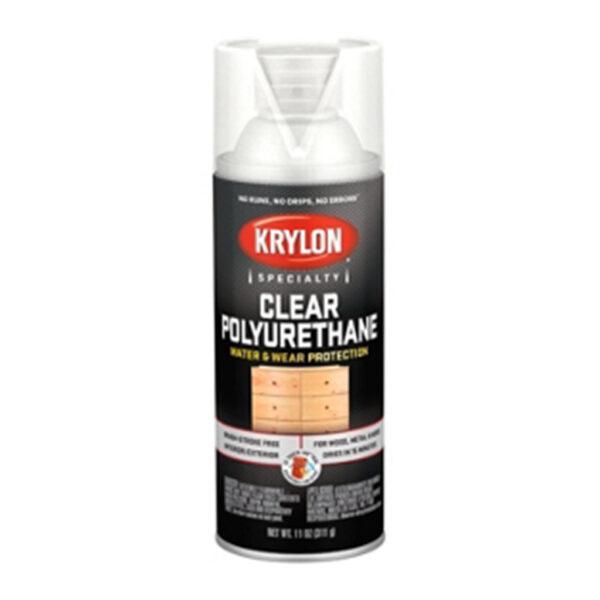 Krylon Polyurethane Coating
