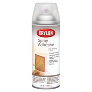 Krylon Spray Adhesives - 7010 Regular 400 ml