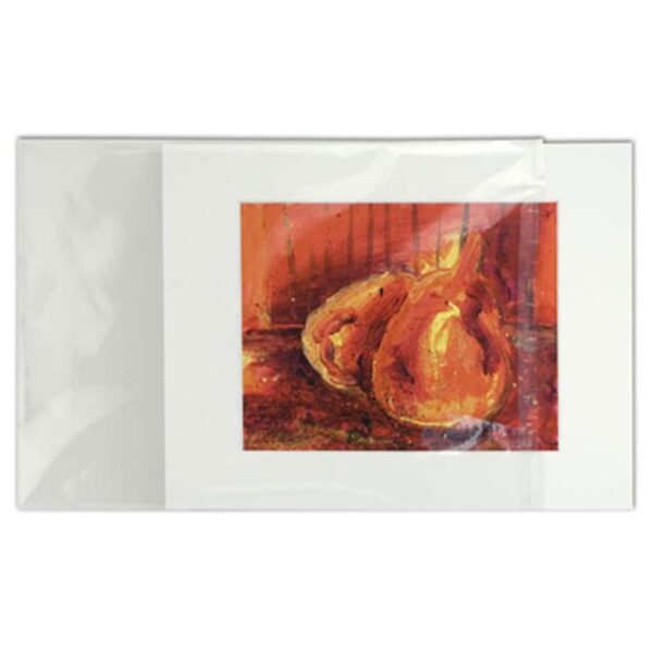 Krystal Seal Archival Art and Photo Bags - 22in x 30in Pack of 25