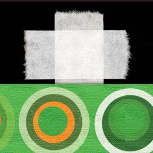 Lineco Abaca.Sa Hinging Tape Self Adhesive 0.875in x 150 Feet