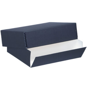 Lineco Museum Boxes - Black 22in z 30in x 3in Profile