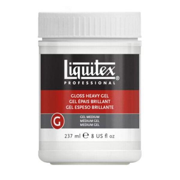 Liquitex Gloss Heavy Gel Medium 237ml (8 oz)