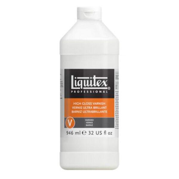 Liquitex High Gloss Varnish 946ml (32 oz)
