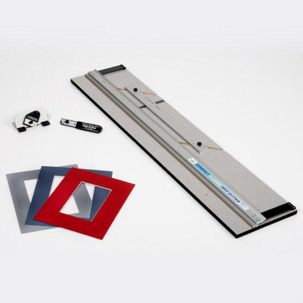Logan 301-1 Mat Cutter Compact Classic Open