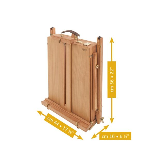 Mabef Easel Sketchbox M-22 Closed
