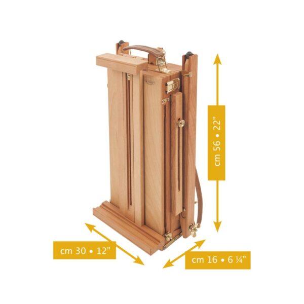 Mabef Easel Sketchbox M-23 Closed