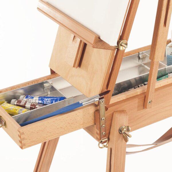 Mabef Easel Sketchbox M-23 Drawer