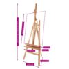 Mabef Lyre Easel M-11 Detail