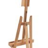Mabef Miniature Easel Lyre M-21 Back