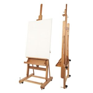 Mabef Studio Easels M-06 Collapsed