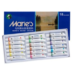 Maries Watercolor Painting Sets - Set of 18