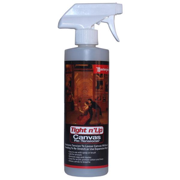Masterpiece Tight n Up Liquid Canvas Retensioner - Pump Spray 473 ml (16 OZ)