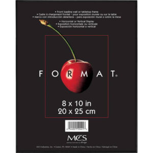 MCS Format  Frames - White 16in x 20in