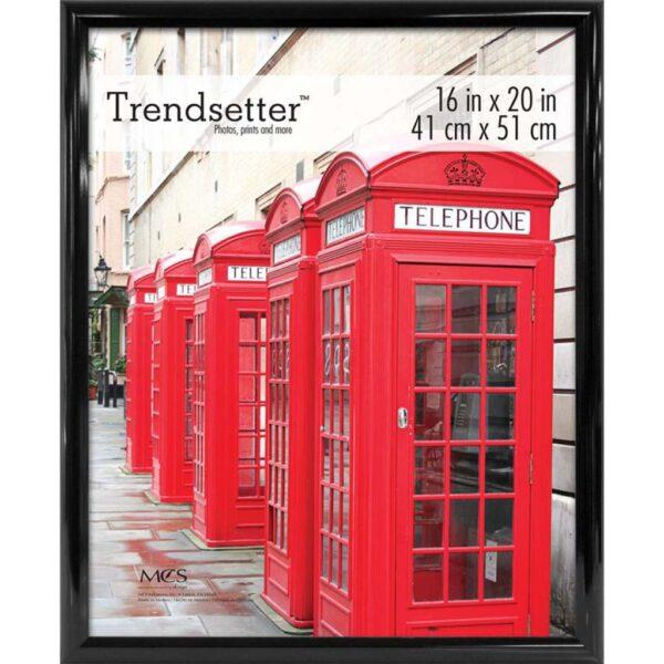MCS Trendsetter  Frames - Black 24in x 36in