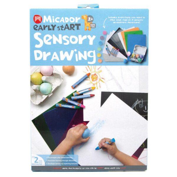 Micador Early Start Sensory Drawing