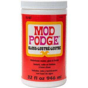 Plaid Modge Podge Gloss 946 ml (32 FL/OZ)