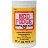 Plaid Modge Podge Matte 946 ml (32 FL/OZ)