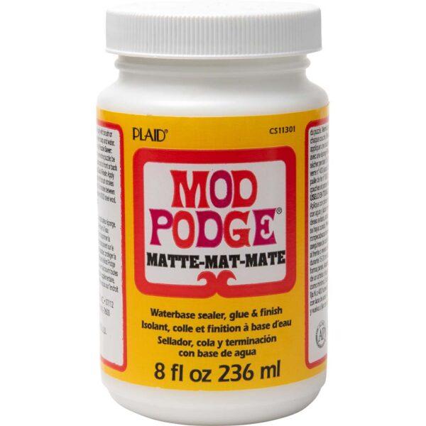 Plaid Modge Podge Matte 236 ml (8 FL/OZ)