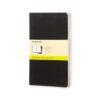 Moleskine Cahiers Journal Large Plain 3Pk Black 5X8.25 In
