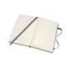 Moleskine Classic Notebook Expanded Gridded Open