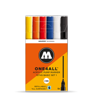 Molotow One4All Acrylic Marker Sets