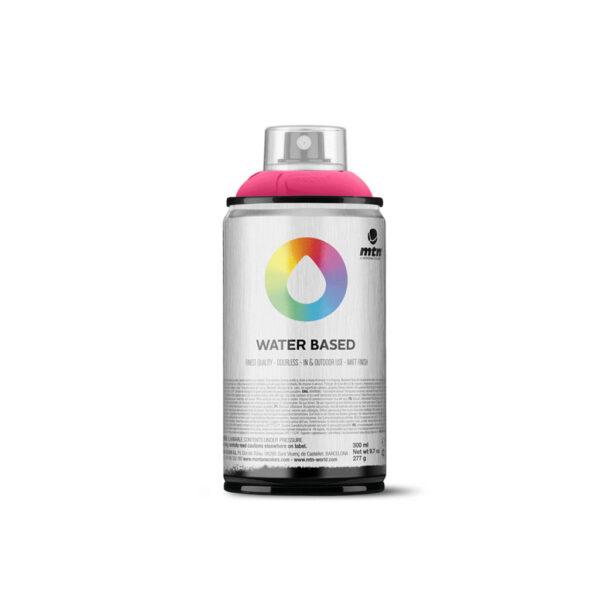 MTN Water Based Spray Paint - Quinacridone Magenta WRV4010 300 ml (NET WT 10 OZ)