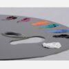 New Wave Grandview Grey Palette Usage