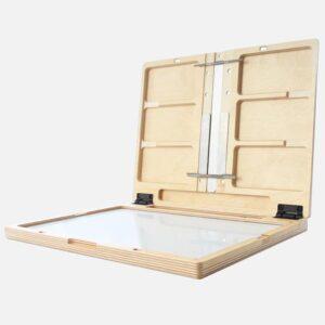 New Wave Ugo Pochade Box 11in x 14in Angled