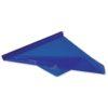 Pacon Cellophane Wrap Rolls - Blue 20 x 12.5 ft
