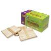 Pacon Wood Craft Sticks - 6in x 0.75in (100 PK)