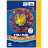 Pacon Tru-Ray Construction Paper - Yellow 9 x 12in (50 PK)