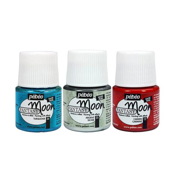 Pebeo Fantasy Moon Paints