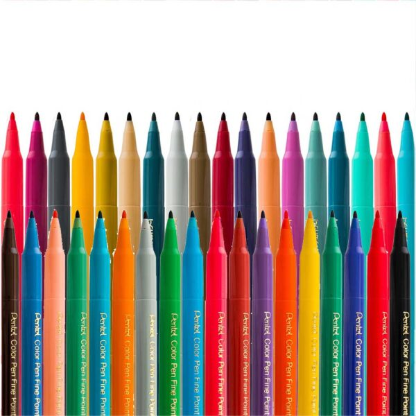 Pentel Color Pens