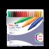 Pentel Color Pen Sets - Fiber Tip Pen Set of 36