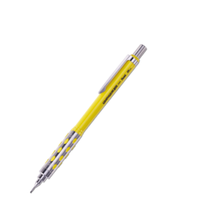 Pentel Graph Gear 800 Mechanical Drafting Pencils  - Yellow Barrel  0.9 mm