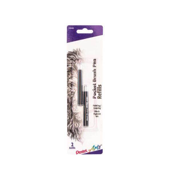 Pentel Pocket Brush Pen Refills