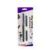 Pentel Pocket Brush Pen - Sepia Round Medium