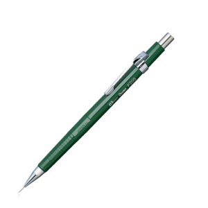 Pentel Sharp Mechanical Pencils  - Green Barrel P205 0.5 mm
