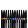 Pentel Sign Pen Microbrush Pens