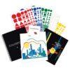 Colorforms Original Classic Set Open