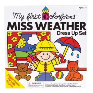 Colorforms Miss Weather