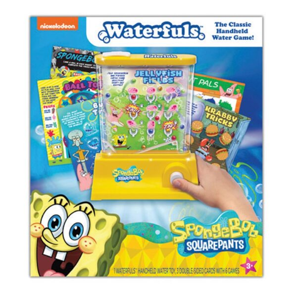 Playmonster Spongebob Squarepants Waterfuls Game