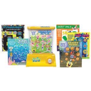 Playmonster Spongebob Squarepants Waterfuls Game Open