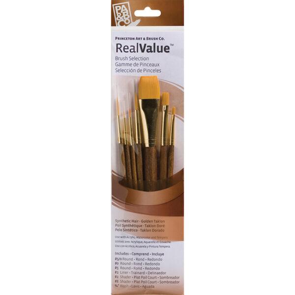 Princeton Real Value Sets - 9141-set