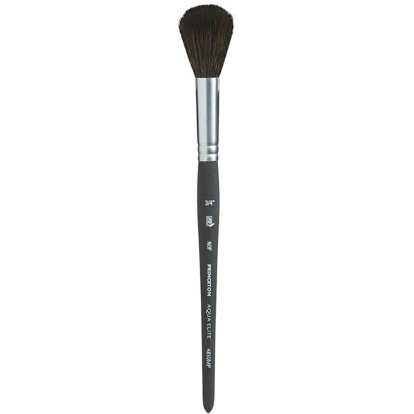 Princeton Aqua Elite Series 4850 Synthetic Brushes - Mop Sz 3/4 in