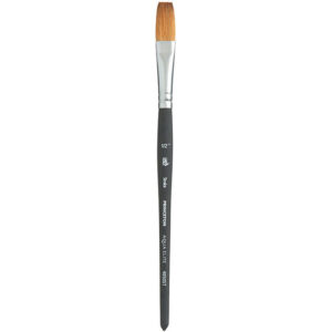 Princeton Aqua Elite Series 4850 Synthetic Brushes - Stroke Sz 1""
