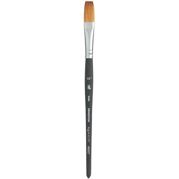 """Princeton Aqua Elite Series 4850 Synthetic Brushes - Stroke Sz 1"""""""