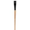 Princeton Catalyst Polytip 6400 Series Bristle Brushes - Bright Sz 12